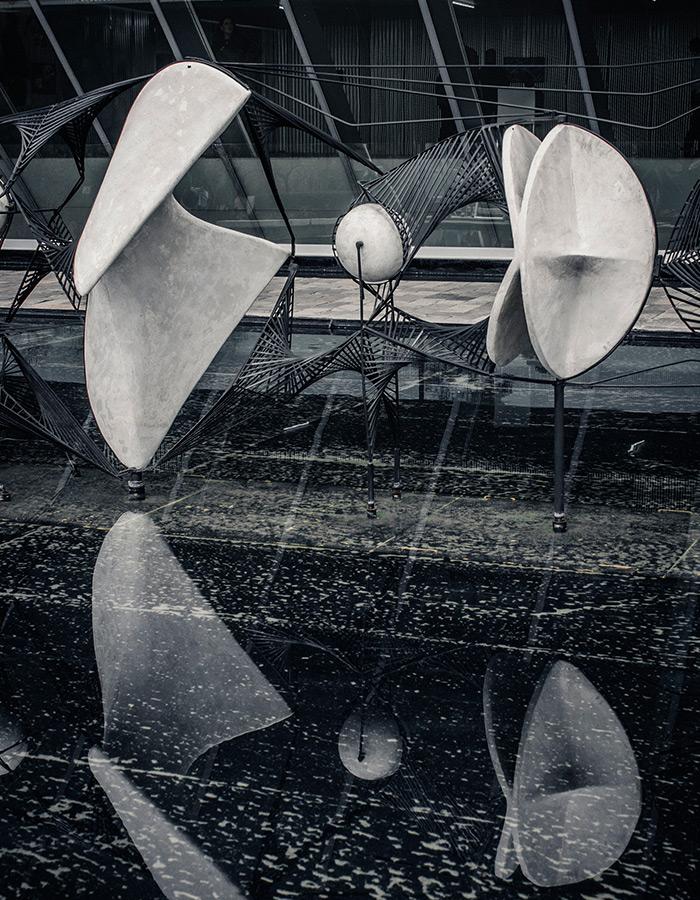 Coloquio Jannette Klein La fotografía del espacio interior